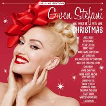 Gwen Stefani: You Make It Feel Like Christmas (Deluxe-Edition 2018), CD