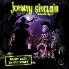 Johnny Sinclair 04: Dicke Luft in der Gruft (Teil 1 von 3), CD