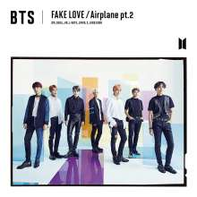 BTS (Bangtan Boys/Beyond The Scene): Fake Love / Airplane Pt.2, 2 CDs