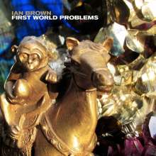 Ian Brown: First World Problems, Single 12""