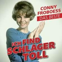 Conny (Cornelia) Froboess: Ich find Schlager toll: Das Beste, CD
