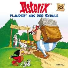 32: Asterix Plaudert Aus Der Schule, CD