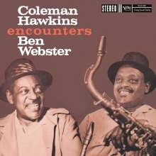 Coleman Hawkins & Ben Webster: Coleman Hawkins Encounters Ben Webster (180g), LP