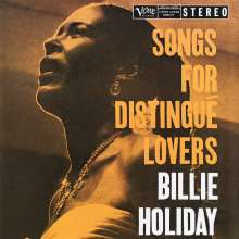 Billie Holiday (1915-1959): Songs For Distingue Lovers (180g), LP