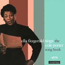 Ella Fitzgerald (1917-1996): Sings The Cole Porter Song Book (180g), 2 LPs