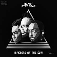 The Black Eyed Peas: Masters Of The Sun Vol.1, CD