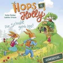 Hops & Holly: Die Schule Geht Los! (Hörspiel), CD