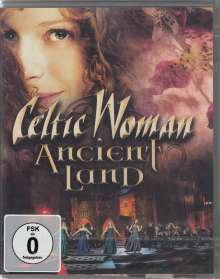 Celtic Woman: Ancient Land (Live From Johnstown Castle), DVD