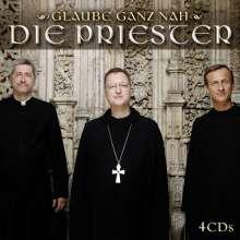 Die Priester (Gesangstrio): Glaube ganz nah, 4 CDs