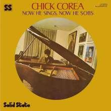 Chick Corea (geb. 1941): Now He Sings, Now He Sobs (Tone Poet Vinyl) (180g), LP