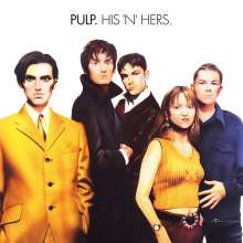 Pulp: His 'N' Hers (Reissue) (remastered) (180g) (Limited Edition), 2 LPs