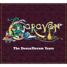 Caravan: The Decca/Deram Years (An Anthology) 1970 - 1975, 9 CDs