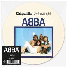 Abba: Chiquitita (Limited-Edition) (Picture Disc), Single 7""