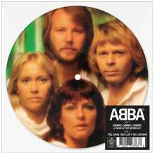 """Abba: Gimme! Gimme! Gimme! (Limited-Edition) (Picture Disc), Single 7"""""""