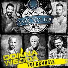 voXXclub: Donnawedda - Volksmusik, CD