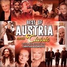 Best Of Austria Meets Classic: Live, 2 CDs