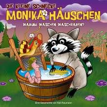 53: Warum Waschen Waschbären?, CD