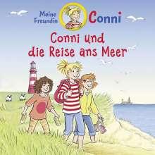 Meine Freundin Conni 59: Conni und die Reise ans Meer, CD