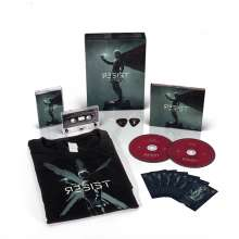 Within Temptation: Resist (Limitierte Fanbox + T-Shirt Gr. M), 2 CDs