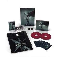 Within Temptation: Resist Limitierte Fanbox + T-Shirt Gr. XL), 2 CDs