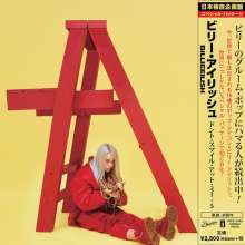 Billie Eilish: Don't Smile At Me (Limited-Japan-Edition) (Papersleeve), CD