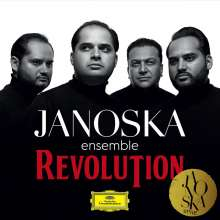 Janoska Ensemble - Revolution, CD
