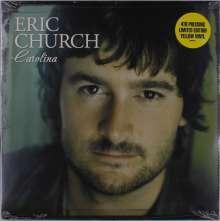 Eric Church: Carolina (Limited-Edition) Yellow Vinyl), LP