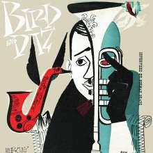Charlie Parker & Dizzy Gillespie: Bird & Diz (remastered) (180g), LP