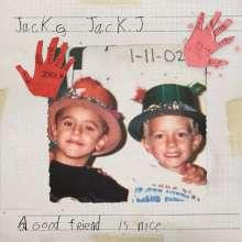 Jack & Jack: A Good Friend Is Nice, CD