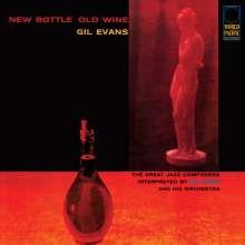 Gil Evans (1912-1988): New Bottle, Old Wine (Tone Poet Vinyl) (180g), LP
