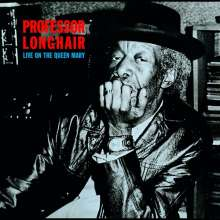 Professor Longhair: Live On The Queen Mary, CD