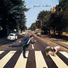 Paul McCartney (geb. 1942): Paul Is Live, CD