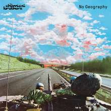 The Chemical Brothers: No Geography (Limited-Edition), CD