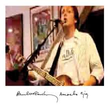 Paul McCartney: Amoeba Gig: Live 2007 (180g)