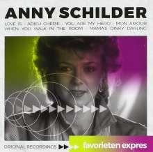 Anny Schilder: Favorieten Expres, CD