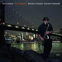 Joe Lovano (geb. 1952): Trio Tapestry, LP