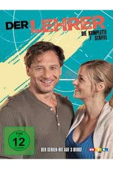 Der Lehrer Staffel 7, 3 DVDs