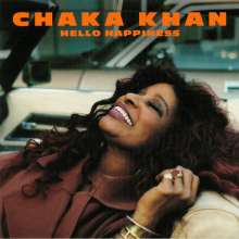 Chaka Khan: Hello Happiness (180g) (Limited-Edition) (Red Vinyl), LP