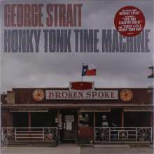 George Strait: Honky Tonk Time Machine, LP