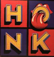 The Rolling Stones: Honk (Limited-Edition) (Colored Vinyl), 4 LPs