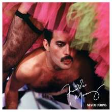 Freddie Mercury: Never Boring (Limited Edition Boxset), 5 CDs