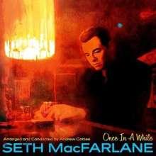 Seth MacFarlane: Once In A While, CD