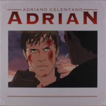 Adriano Celentano: Adrian (Limited-Numbered-Edition-Box), 3 LPs