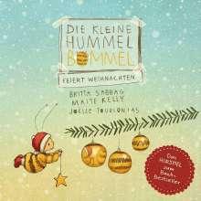 Britta Sabbag: Die kleine Hummel Bommel feiert Weihnachten, CD