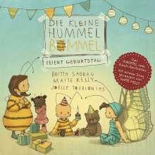 Die kleine Hummel Bommel feiert Geburtstag, CD