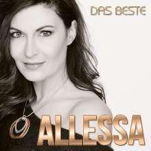 Allessa: Das Beste, CD