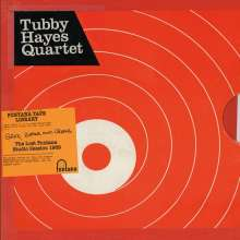 Tubby Hayes (1935-1973): Grits, Beans And Greens: The Lost Fontana Studio Session 1969 (180g), LP