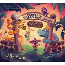 Willy Astor: Der Zoo ist kein logischer Garten (Kindischer Ozean 2), CD