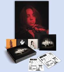 Billie Eilish: When We All Fall Asleep, Where Do We Go? (Limited-Deluxe-Box), 2 CDs