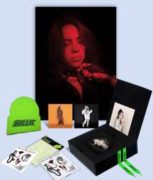 Billie Eilish: When We All Fall Asleep, Where Do We Go? (Super-Deluxe-Fan-Box), CD